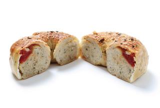 バジルドライトマトクリームチーズ